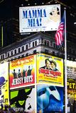 Vallas publicitarias en Times Square Lámina fotográfica por Philippe Hugonnard
