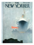 The New Yorker Cover - May 4, 1963 Premium Giclee Print by Charles E. Martin