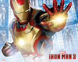 Iron Man 3 hand Posters