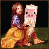 Minecraft Pig Portrait Premium Video Game Poster Print