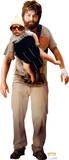 The Hangover - Alan Garner With Baby Lifesize Standup Cardboard Cutouts