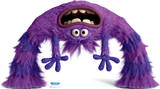 Art - Disney Pixar Monsters University Lifesize Standup Poster Stand Up
