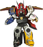 Megazord - Power Rangers Megaforce Lifesize Standup Cardboard Cutouts