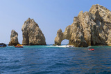 El Arco, the Arch, Cabo San Lucas, Baja, Mexico Photographic Print by Douglas Peebles