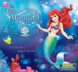 The Little Mermaid  - 2014 Calendar Calendars