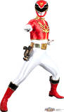Red - Power Rangers Megaforce Lifesize Standup Cardboard Cutouts