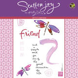 Scater Joy by Kathy Davis - 2014 Mini Calendar Calendars