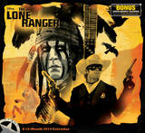 The Lone Ranger  - 2014 Calendar Calendars