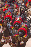 Parade at Dinagyang Festival, City of Iloilo, Philippines Photographic Print by Keren Su