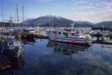 Fishing Boats, Prince Rupert, British Columbia, Canada Photographic Print by Gerry Reynolds