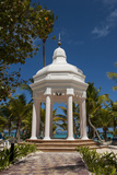 Wedding Gazebo, Riu Palace, Bavaro Beach, Higuey, Punta Cana, Dominican Republic Photographic Print by Lisa S. Engelbrecht