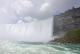 Canadian Side Scenic View of the Waterfalls, Niagara Falls, Ontario, Canada Photographic Print by Cindy Miller Hopkins