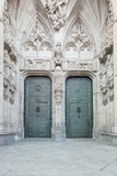 Toledo Cathedral Door, Toledo, Spain Photographic Print by Rob Tilley