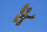 Sopwith Camel, WWI Fighter Plane, War Plane Photographic Print by David Wall