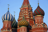 St. Basil's Cathedral in Red Square, Moscow, Russia Photographic Print by Kymri Wilt
