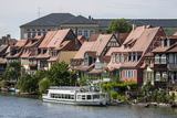 Fishermens' Houses, Little Venice, Bamberg, Germany Photographic Print by Jim Engelbrecht