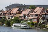 Fishermens' Houses, Little Venice, Bamberg, Germany Photographic Print by Jim Engelbrecht