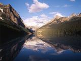 Lake Louise, Mt Victoria, Victoria Glacier, Banff National Park, Alberta, Canada Photographic Print by Adam Jones