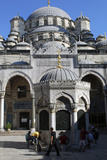 The Mosque of Sultan Ahmet (Blue Mosque), Istanbul, Turkey Photographic Print by Lynn Seldon