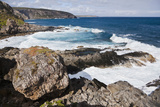 Cliff Line, Cape Du Couedic, Flinders Chase National Park, Kangaroo Island, Australia Photographic Print by Martin Zwick