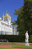 Catherine Palace, Pushkin, Russia Photographic Print by Kymri Wilt