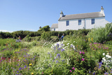 Kierfiold House Gardens, Sandwick, Orkney Islands Photographic Print by Lynn Seldon