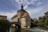 Old Town Hall, Altes Rathaus, Bamberg, Germany Photographic Print by Jim Engelbrecht