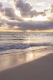 Sunrise, Bavaro, Higuey, Punta Cana, Dominican Republic Photographic Print by Lisa S. Engelbrecht