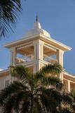 Terrace, Riu Palace, Bavaro, Higuey, Punta Cana, Dominican Republic Photographic Print by Lisa S. Engelbrecht