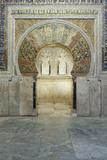Rob Tilley - Catedral Mosque of Cordoba, Interior, Cordoba, Andalucia, Spain Fotografická reprodukce