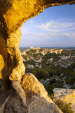 Medieval Town of Les Baux De-Provence, France Photographic Print by Brian Jannsen