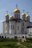 Cathedral of the Dormition of the Theotokos, Vladimir, Russia Photographic Print by Kymri Wilt