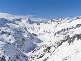 Reichenspitze Range, National Park Hohe Tauern, Valley Rainbachta, Austria Photographic Print by Martin Zwick