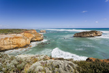 Great Ocean Road Near Peterborough, Australia Photographic Print by Martin Zwick