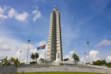 Memorial to Jose Marti in Havana, Cuba Photographic Print by Keren Su