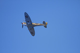 Tandem Supermarine Spitfire Trainer, British and Allied WWII War Plane Photographic Print by David Wall