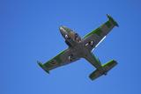 Strikemaster Jet, Warbirds over Wanaka, War Plane, South Island, New Zealand Photographic Print by David Wall