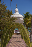 Gazebo Path, Riu Palace, Bavaro, Higuey, Punta Cana, Dominican Republic Photographic Print by Lisa S. Engelbrecht