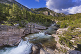Devils Glen, Dearborn River, Lewis and Clark National Forest, Montana, USA Stampa fotografica di Chuck Haney