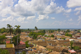 Rooftops, Trinidad, UNESCO World Heritage Site, Cuba Photographic Print by Keren Su