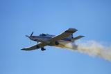 Pacific Aerospace Cresco 750, Warbirds over Wanaka, War Plane, New Zealand Photographic Print by David Wall