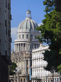 Capitol Building, Havana, UNESCO World Heritage Site, Cuba Photographic Print by Keren Su