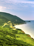 Cape Breton National Park, Cape Rouge, Cape Breton, Nova Scotia, Canada Photographic Print by Walter Bibikow