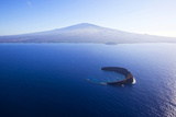 Molokini, Maui, Hawaii, USA Photographic Print by Douglas Peebles