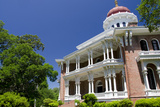 Longwood' House Built in Oriental Villa Style, 1859, Natchez, Mississippi, USA Fotografie-Druck von Cindy Miller Hopkins