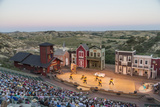 The Medora Musical Theatre in Medora, North Dakota, USA Photographic Print by Chuck Haney