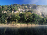 Kentucky River Palisades at Sunrise, Kentucky, USA Photographic Print by Adam Jones