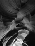 View of Antelope Canyon with Sunlight, Page, Arizona, USA Photographic Print by Adam Jones