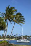 Kukuiula Landing Beach Park, Kauai, Hawaii, USA Photographic Print by Douglas Peebles