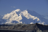 Mount McKinley, Denali National Park, Alaska, USA Photographic Print by Gerry Reynolds